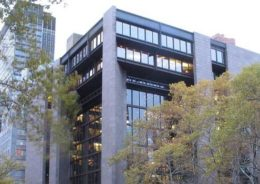 The Ford Foundation Building